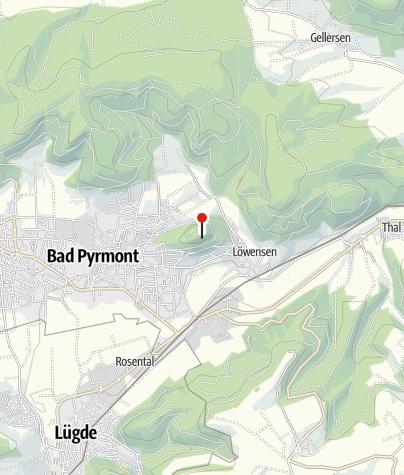 Karte / Bismarckturm