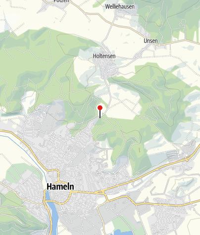 Karte / Brüdersteine
