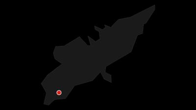 Map / Kővágóörsi kőtenger