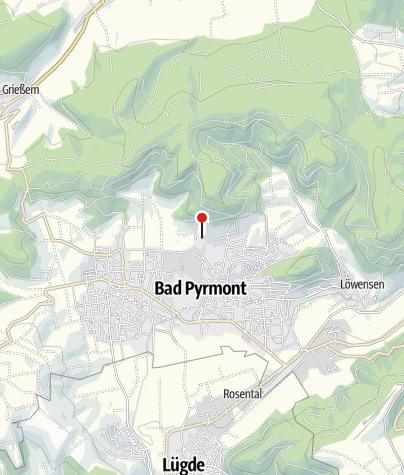 Karte / Station 10) Laub-Mischwald