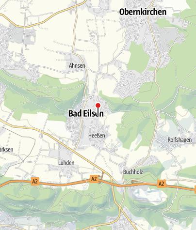 Karte / Busbahnhof Bad Eilsen