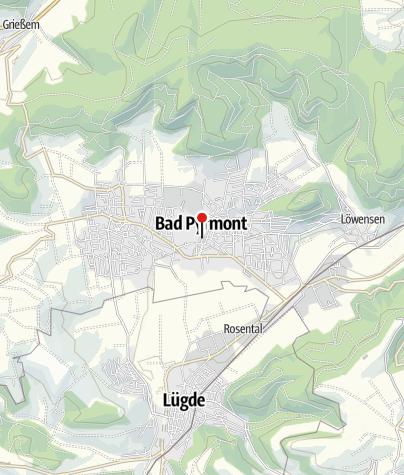 Karte / Reisebüro Fröhlich