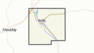 Karte / Amity