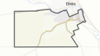 Karte / Southport