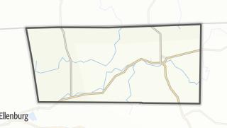 Karte / Mooers