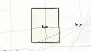 Karte / Byron