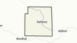Karte / Rathbone