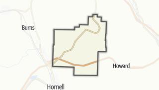Karte / Fremont