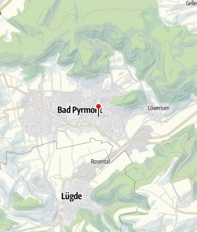 Karte / Tierarzt Alfons Franz