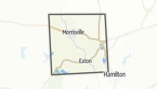 Karte / Eaton