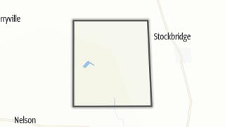 Karte / Smithfield