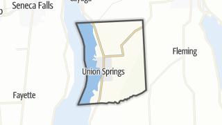 Karte / Springport