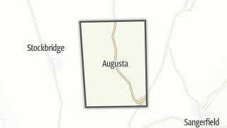 Karte / Augusta