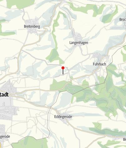 Karte / Natur-Erlebniszentrum Gut Herbigshagen