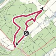 Map / Walderlebnisweg 2, Wonsheim