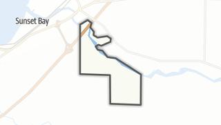 Karte / Cattaraugus