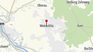 Karte / Apfelscheune Weinböhla