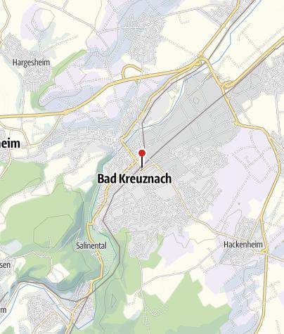 Map / Sponheimer Weg: Wandern von der Nahe bis zur Mosel