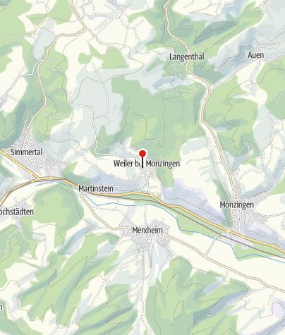 Map / Genussradeln - Mit dem Fahrrad von Winzerhof zu Winzerhof