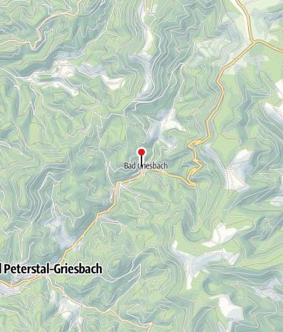 Map / Wassertretbecken am Adlerbad