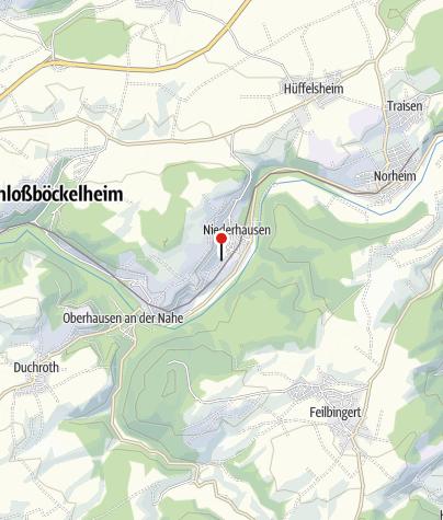 Map / Wander- oder RadErlebnis-Wochenende im Landhotel Niederthäler Hof