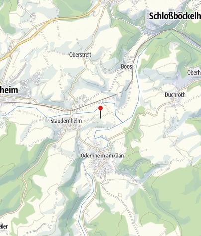 Map / Klosterruine Disibodenberg - Gruppenangebot