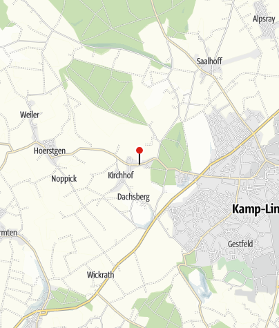 Karte / Saunapark Kamperbrück