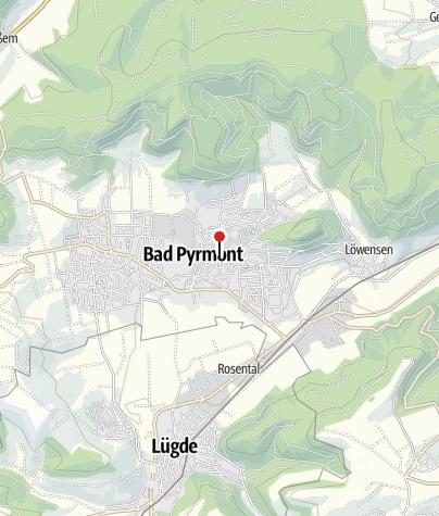 Karte / Lotto-Presse-Tabak Krüger