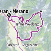 Map / Von Meran nach Meran 2000