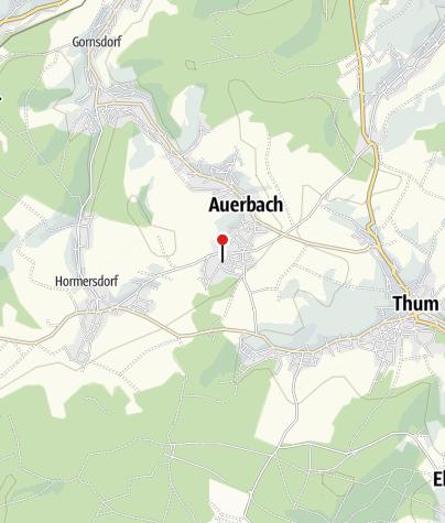 Karte / Ferienwohnung Familie Auerswald