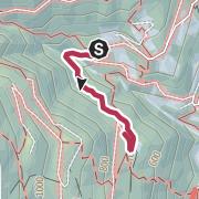 Map / Wanderung zum Kräutergarten Zoggler