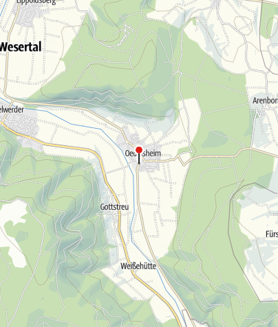 Karte / E & Bike Wesertal