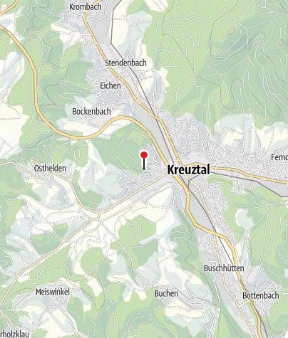 Map / Historischer Hauberg Fellinghausen