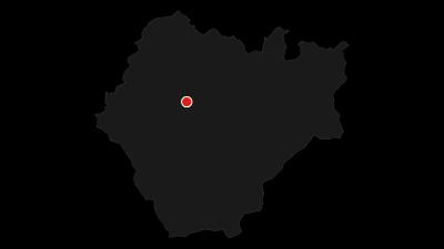 Map / Lahnwanderweg 02. Etappe Feudingen – Bad Laasphe