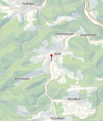 Map / Heimatmuseum Banfetal und Ostdeutsche Heimatstube