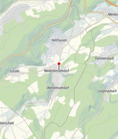 Karte / Heimatstube Niederdresselndorf