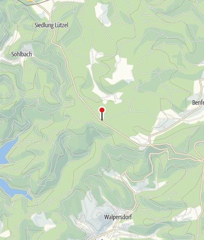 Karte / Kohlenstraße