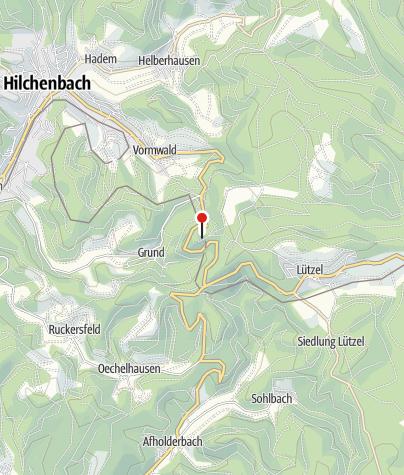 Map / Ginsburg mit Hammergewerkehaus