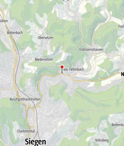 Karte / Heimatzentrum Haus Pithan