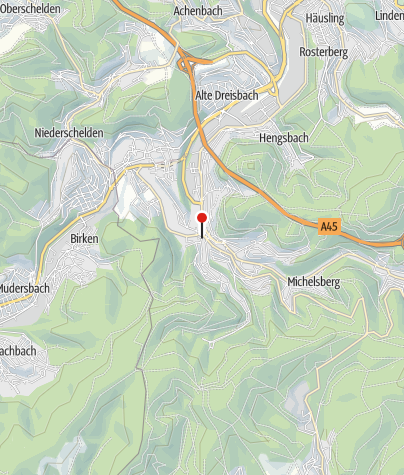 Map / Eiserfelder Heimathaus