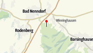 Karte / Waldgasthof Mooshütte