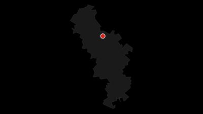 Karte / Ith-Hils-Weg