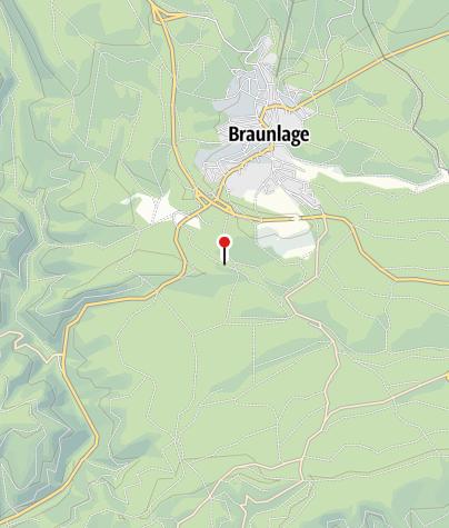 Karte / Waldcafé Forellenteich