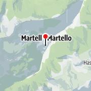 Map / Hotel Bergfrieden