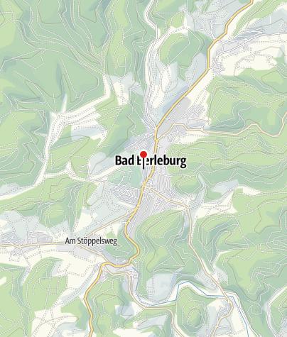 Map / Berleburger Zeitensprung