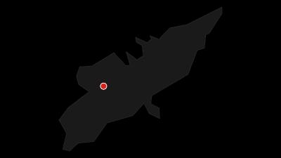 Térkép / Nemesleányfalui Szent Jakab-templomrom
