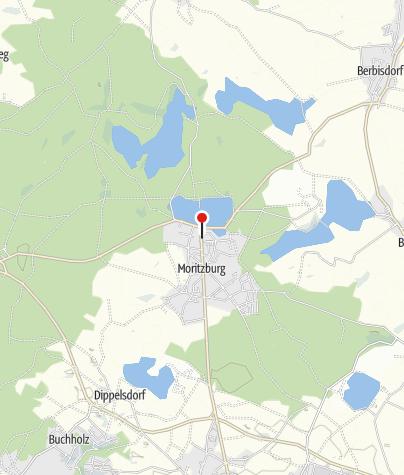 Karte / Moritzburg Information