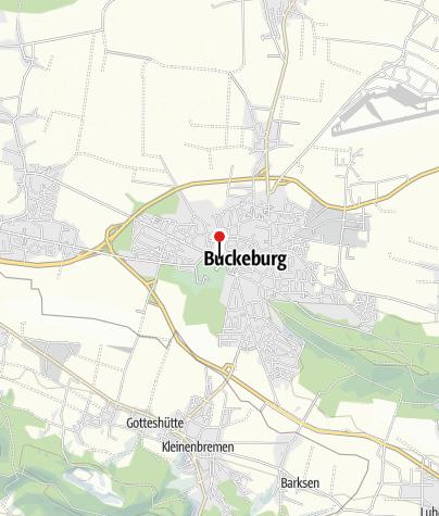 Karte / Hotel Am Schlosstor