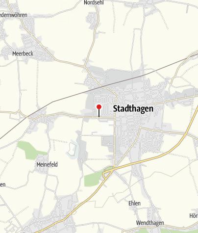 Karte / RaceDome Kartbahn Stadthagen