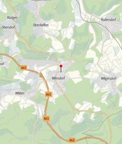 Kaart / Tourist-Information (VVV) Wilnsdorf